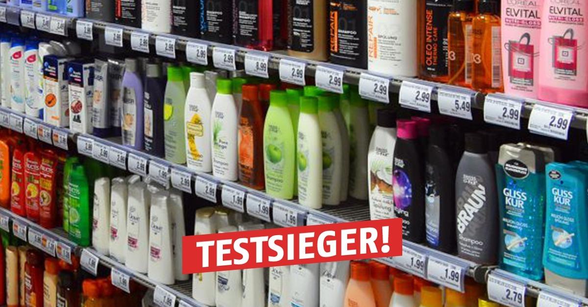 Warentest Shampoo