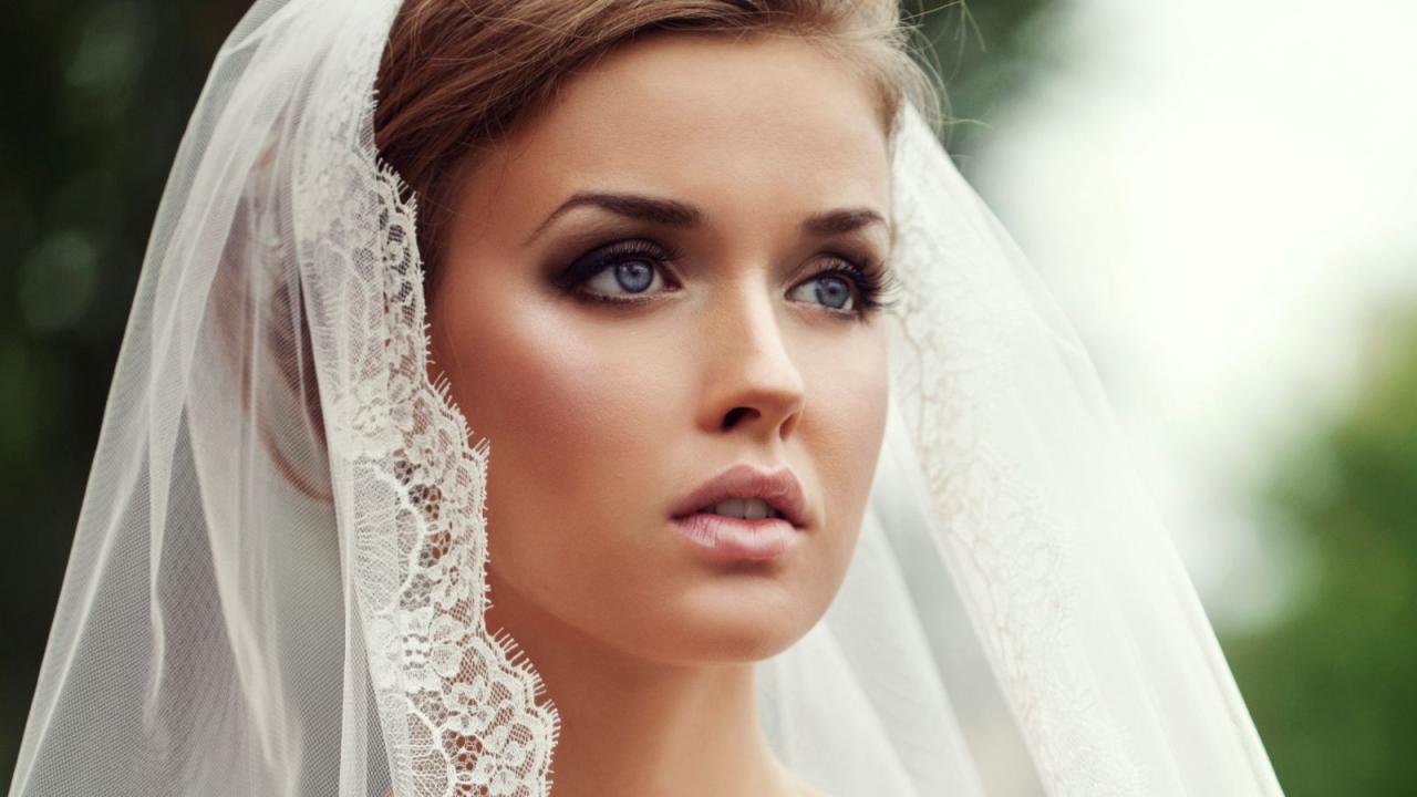 Braut-Make-up: Welches Make-up ist für deine Augen richtig?