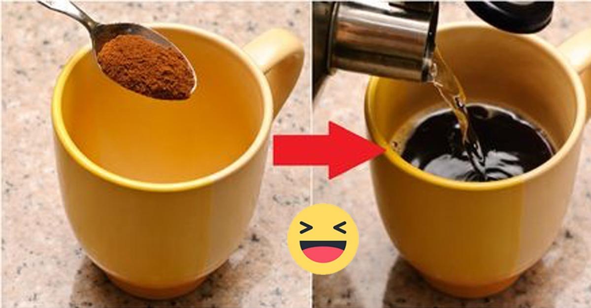 Löslicher Kaffee: So schmeckt er besser!