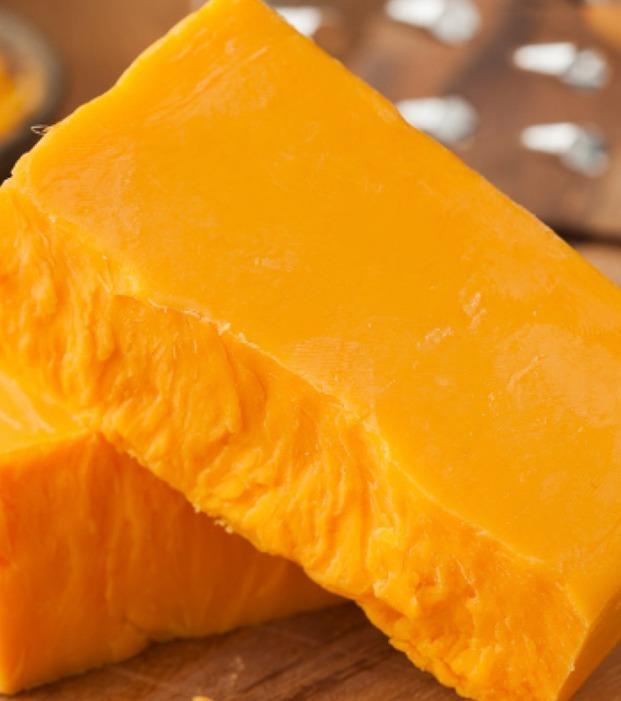 Cheddar trotz Laktoseintoleranz