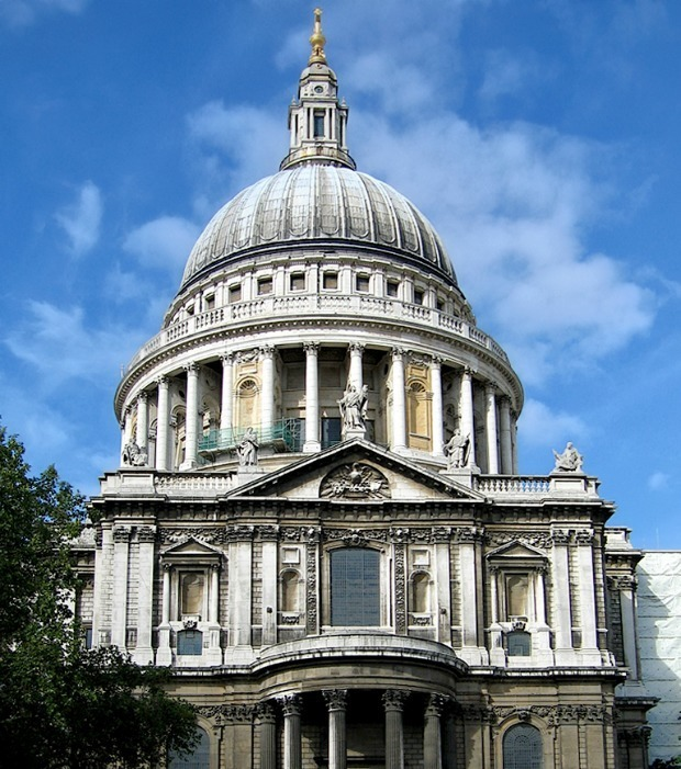 London: Die St.-Pauls-Kathedrale