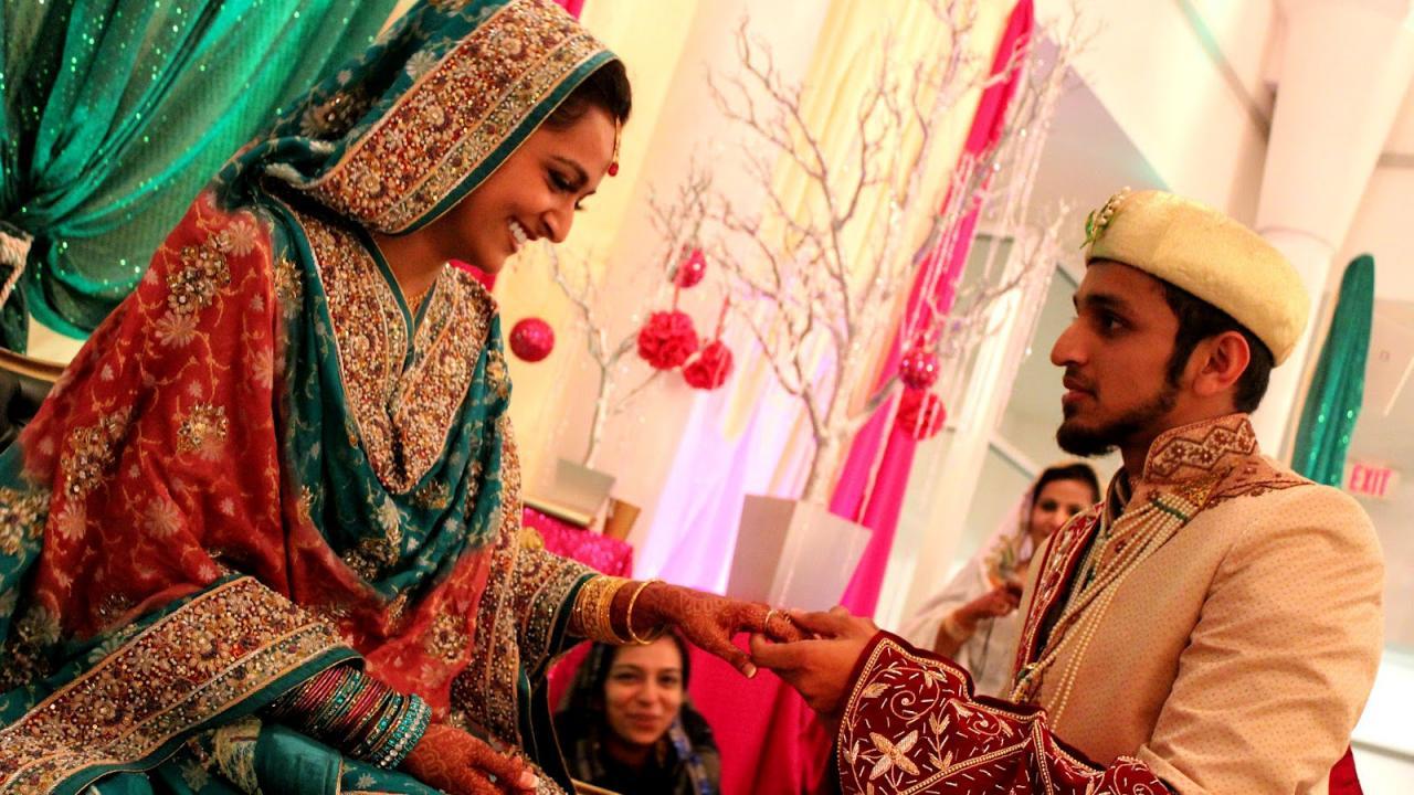 Muslimische Hochzeit: Traditionen, Riten - wie feiert man