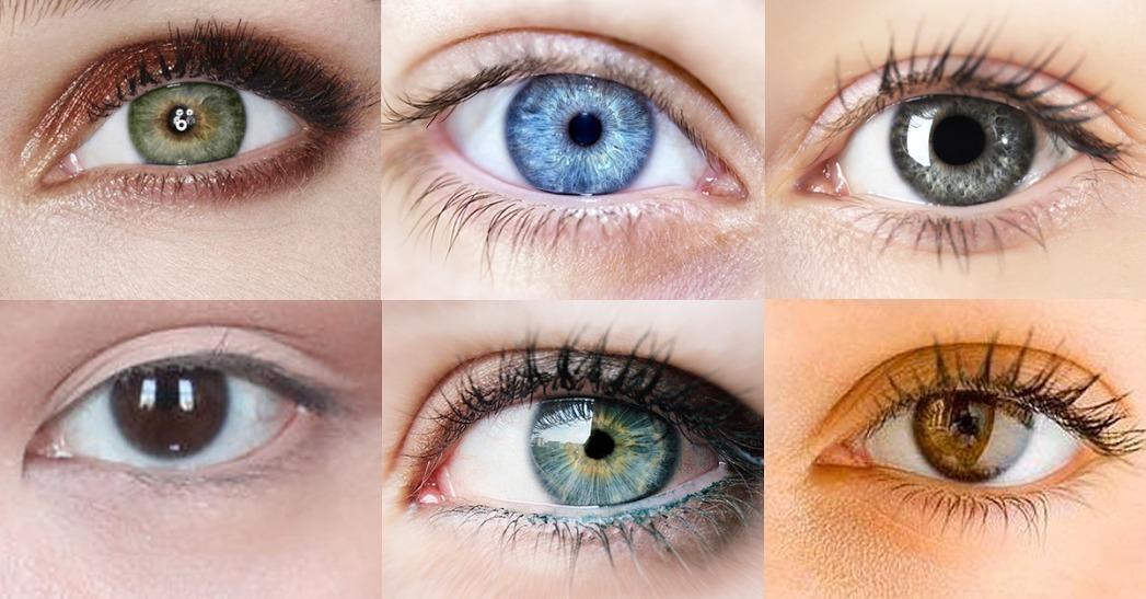 Augenfarbe und Persönlichkeit: Was die Leute aufgrund ...