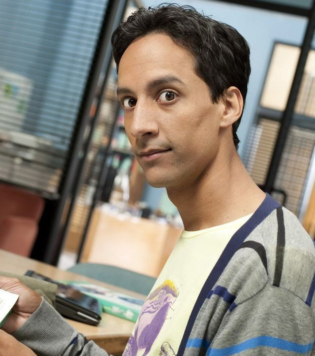Abel Nadir (Danny Pudi) in Community