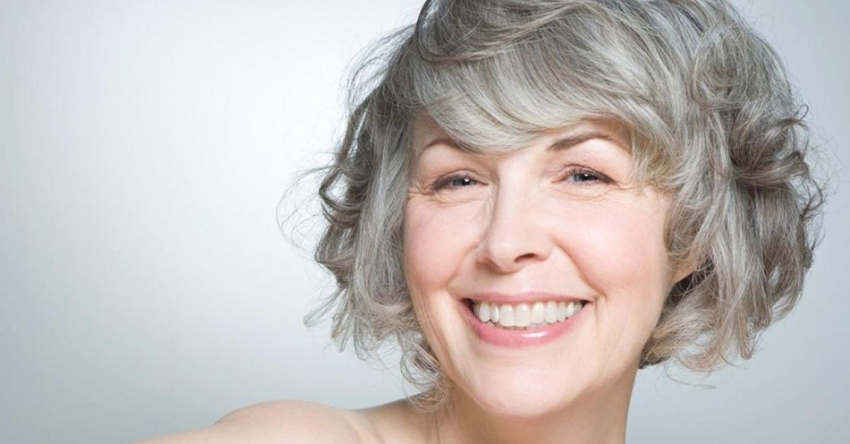 graue haare pflegen  tipps