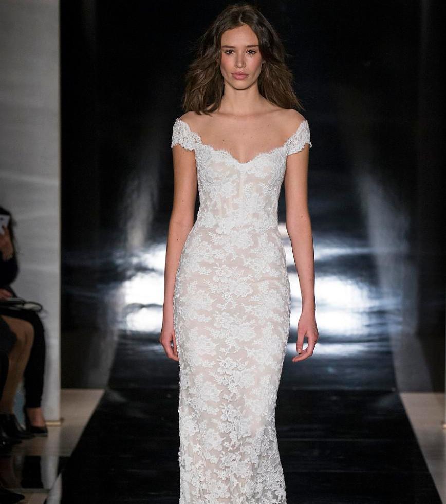 Die neuen Trends für Hochzeitskleider 2017