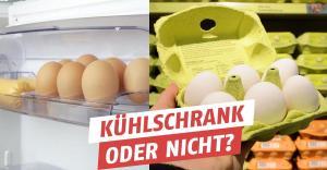 Kühlschrank Aufbewahrung : Darf ich eier in den kühlschrank stellen