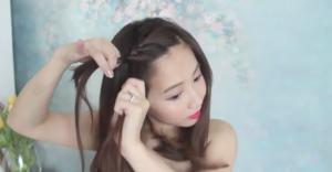 Sie Hat Leicht Fettiges Haar Doch Diese Frisur Ist Genau Die Lösung