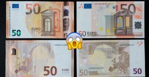 Neue 50 Euro Scheine Ab April 2017 Sicherheitsmerkmale