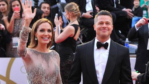 Angelina Jolie und Brad Pitt adoptieren syrisches Bürgerkriegskind.