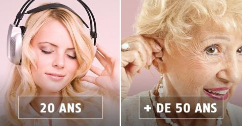 Wie alt sind Deine Ohren wirklich?