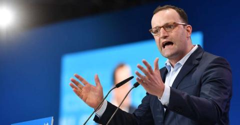 Nach fieser Aussage über Hartz-IV-Empfänger: CDU-Mann Spahn in der Kritik
