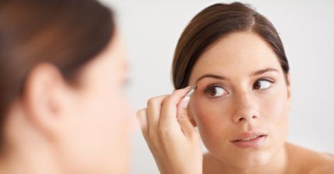 Schönheitstipps: Vier Tipps für makellos schöne Augenbrauen