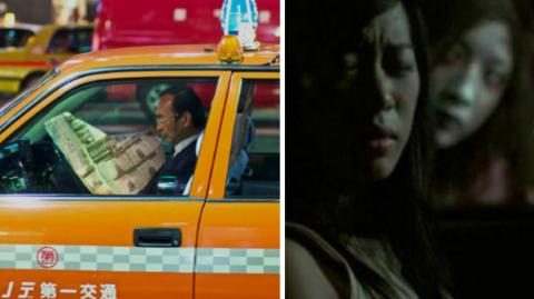 Geister als Fahrgast: Japanische Taxifahrer stehen vor einem sehr seltsamen Phänomen
