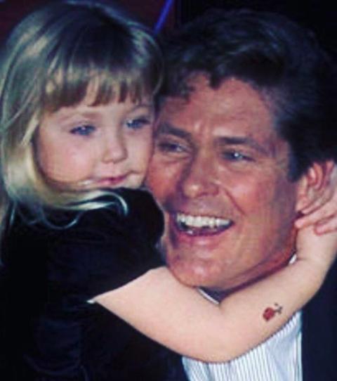 Hasselhoff Tochter