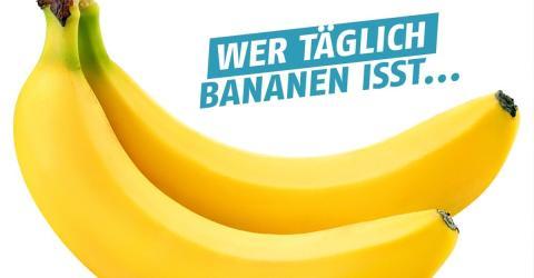 1 Bananen jeden Tag: Die Auswirkungen auf Körper und Psyche