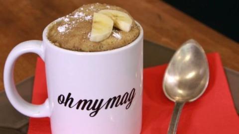 Leicht gemacht - Folge 22: Bananenmuffin