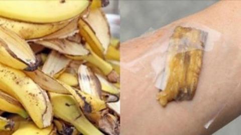 GENIAL! Entdecke, was du alles mit einer Bananenschale machen kannst!