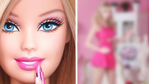 Tatjana Tusova: Enthüllung der neuen menschlichen Barbie. Die Ähnlichkeit ist verblüffend!