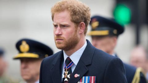 Prinz Harry sorgt für großen Ärger am britischen Gedenktag