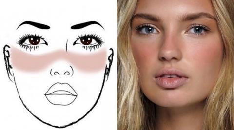 Sun Stripping: So funktioniert die Make-Up-Technik