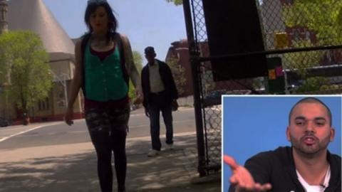 Sexuelle Belästigungen auf der Straße: Männer werden zu Zeugen und zeigen ihre Reaktionen