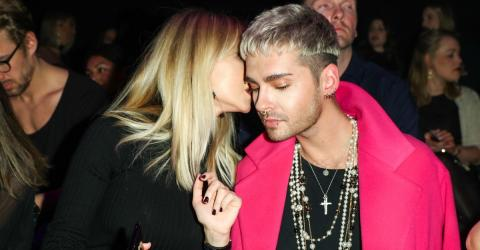 Innige Fotos aufgetaucht: Steht Bill etwa doch auf Frauen?