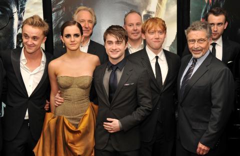 J.K.Rowlings Enthüllungen zur Saga sorgen für Ärger