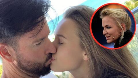 Demütigend: Das muss Ex-Frau Claudia über sich ergehen lassen, wenn Wendlers Neue zu Besuch ist
