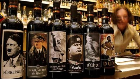 Kunden fassungslos: Getränkemarkt verkauft jetzt Hitler-Bier