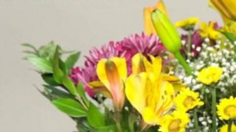 Wie stellen Sie es an, dass Ihre Blumen nicht so schnell verwelken? Mit einem ganz einfachen Produkt!