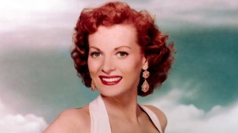 Maureen O´Hara: Der Brief dieser Schauspielerin aus dem Jahr 1945 macht die Runde im Netz