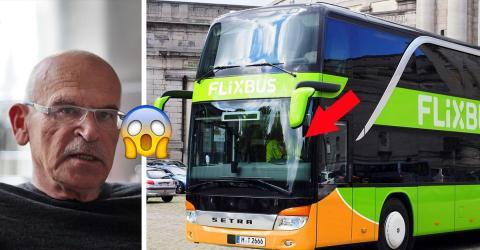 Undercover findet er etwas Unglaubliches über Billig-Busreisen heraus! Es treibt uns den Angstschweiß auf die Stirn!