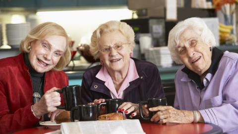 Dänemark geht neue Wege mit seinen Senioren