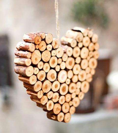 Fantastisch Was Du Mit Ein Bisschen Holz Selber Basteln Kannst