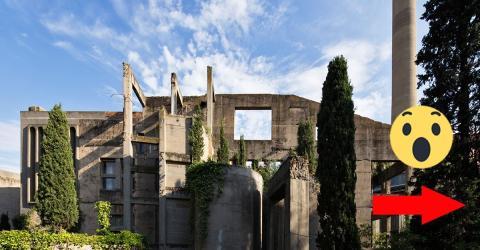 Ricardo Bofill: Zementwerk bei Barcelona wird zum Designer-Heim