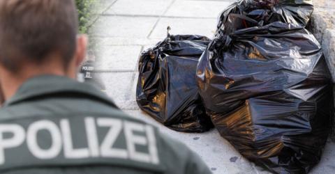 Erneuter abscheulicher Fund in Müllsack in NRW