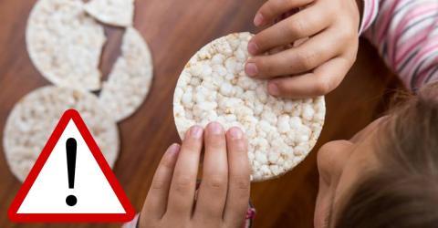 Wenn du gerne Reiswaffeln knabberst, wird dich diese Nachricht erschüttern!