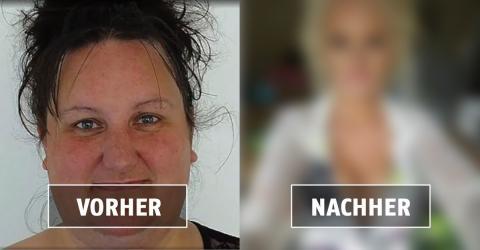 Mit 47 nimmt diese Frau 80 kg ab und wird Pin-up