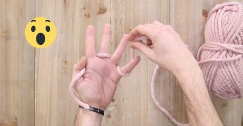 Stricken ohne Nadeln: So einfach geht's