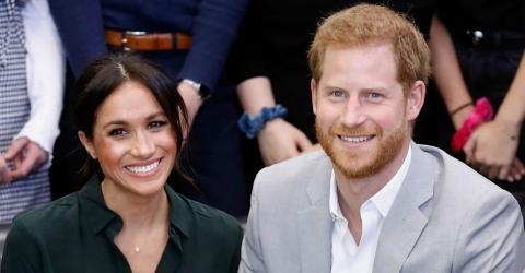 Meghan Markle und Prinz Harry: Das Baby ist da!