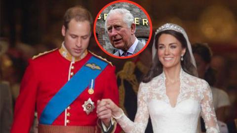 Darum hat Prinz Charles seinem Sohn Prinz William zur Trennung geraten