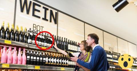 Unglaublich! Bei Aldi gibt es einen der besten Weine der Welt, aber das hat einen Haken!