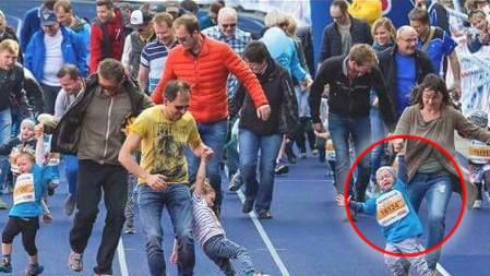 Junior-Rennen beim Linzer Marathon löst Skandal wegen übermotivierter Eltern aus!