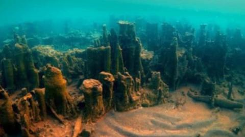 Vansee in der Türkei: Schloss aus Uratau-Zivilisation entdeckt