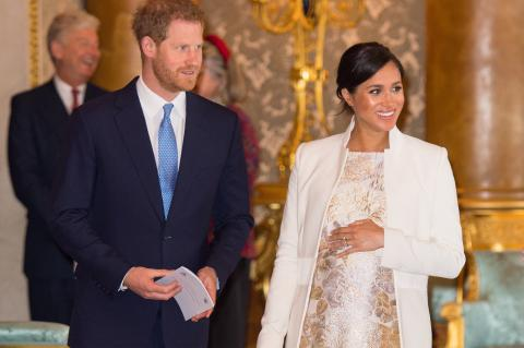 Entscheiden sich Meghan Markle und Prinz Harry für eine geschlechtsneutrale Erziehung?