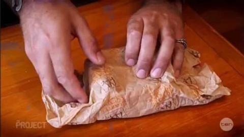20 Jahre alter Burger: Heute wollen sie ihn essen