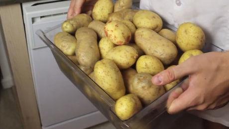 Dieser Tipp wird es Ihnen ermöglichen, Ihr Gemüse in einem Mal zu waschen. Das Ergebnis ist beeindruckend.