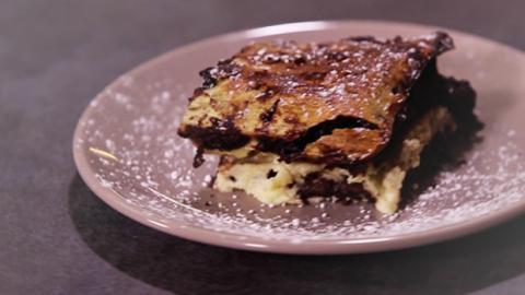 Leicht gemacht, Folge 12: Schokoladenlasagne