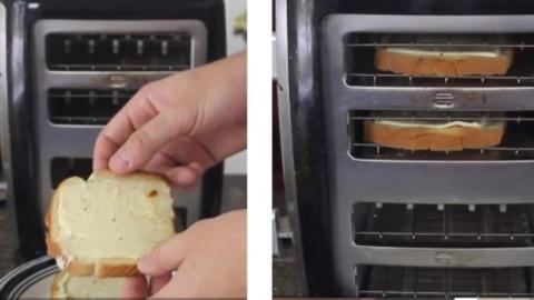 überbackenen toast rezept